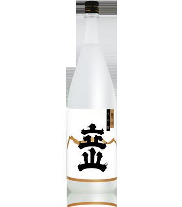 Tateyama Unfiltered Daiginjo [Aiyama] 1.8L