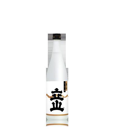 Tateyama Unfiltered Daiginjo [Aiyama] 720ml