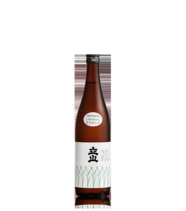 立山好適米普通酒 720ml瓶詰