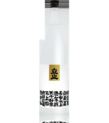 出羽燦々生酛純米吟醸1.8L