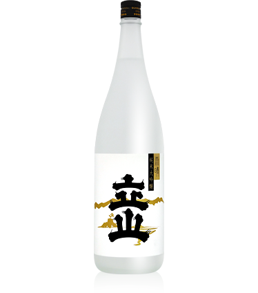 純米大吟醸立山雨晴1.8L