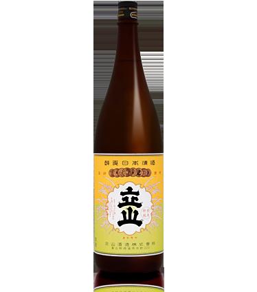 特別純米酒立山1.8L