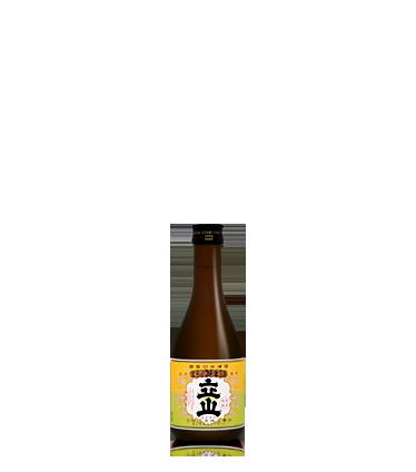 特別純米酒立山300ml