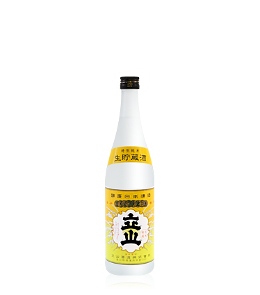 Namachozo Tokubetsu Junmaishu Tateyama 720ml