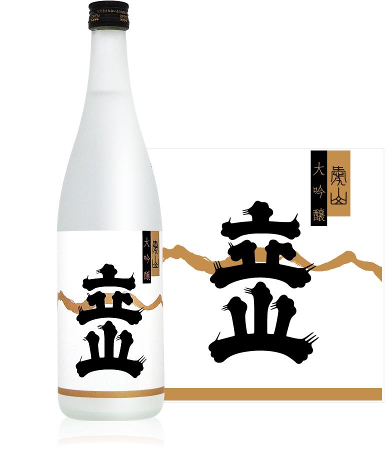 Tateyama Muroka Daiginjo [Aiyama] 720ml