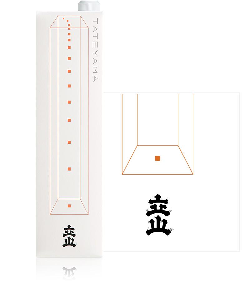 Ginjo Tateyama, carton 1.2L