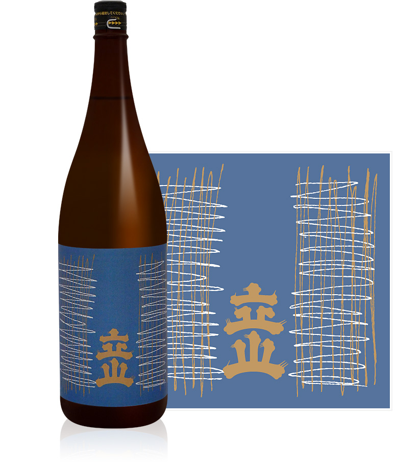 Tokubetsu Honjozo Tateyama 1.8L