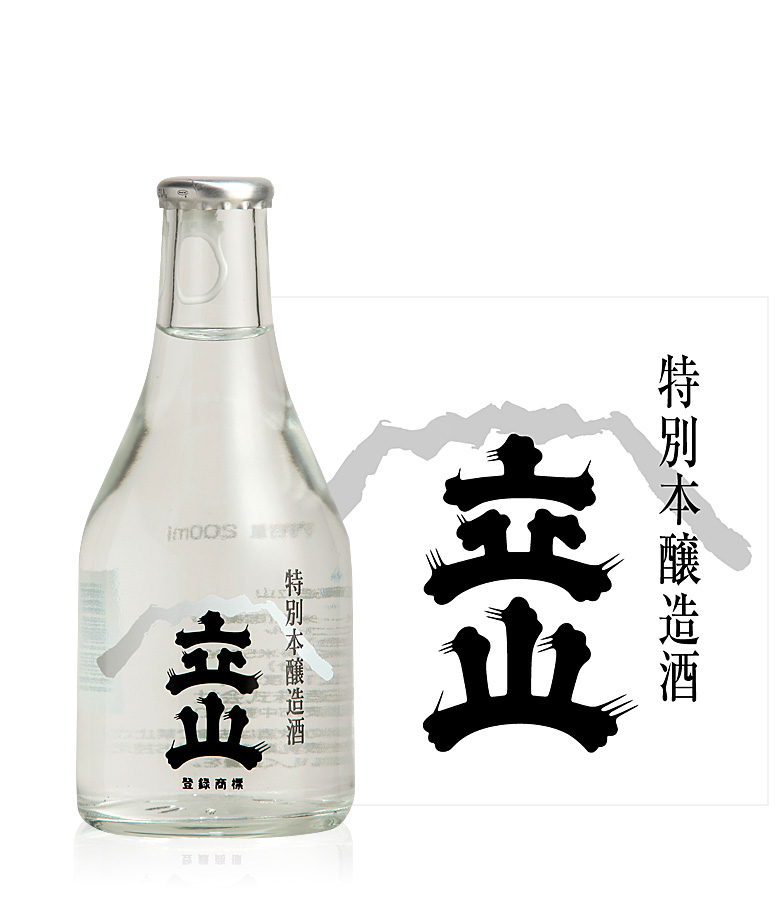 Tokubetsu Honjozo Tateyama, bouteille 200ml