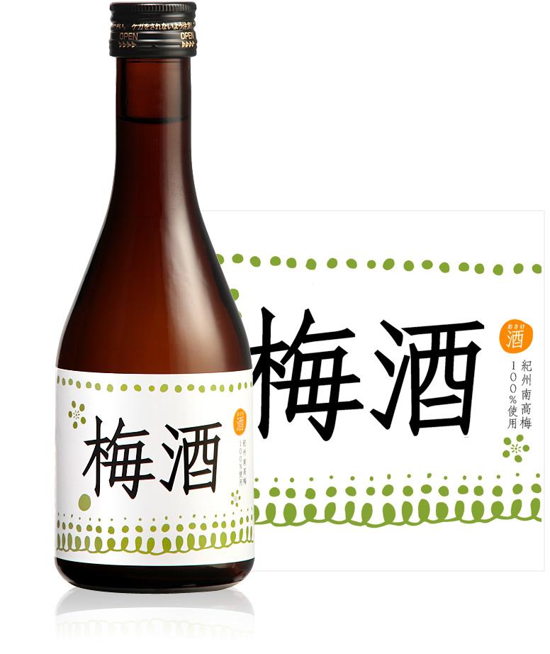 立山梅酒300ml詰
