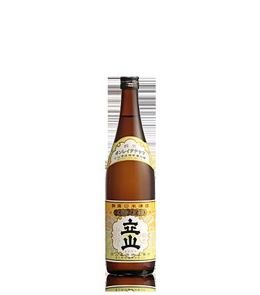 銀嶺立山(純米酒) 720ml瓶詰