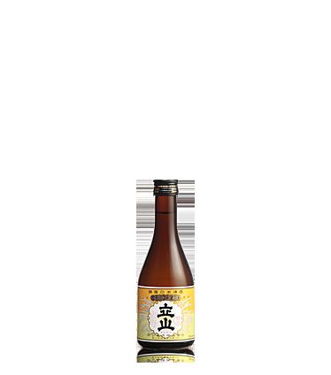銀嶺立山(純米酒) 300ml瓶詰
