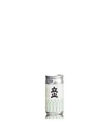 立山好適米普通酒 200mlカップ