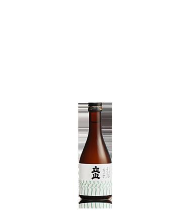 立山好適米普通酒 300ml瓶詰