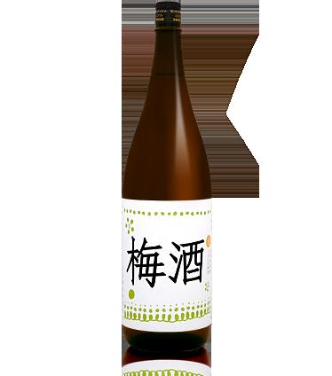 立山梅酒1.8L