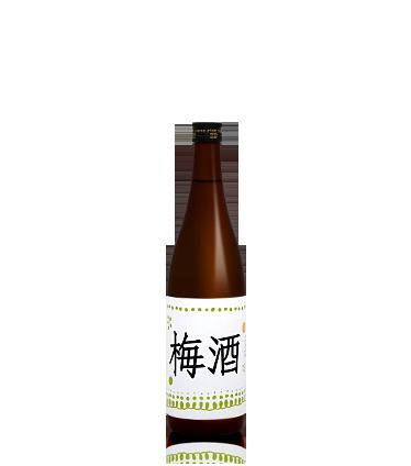 立山梅酒720ml
