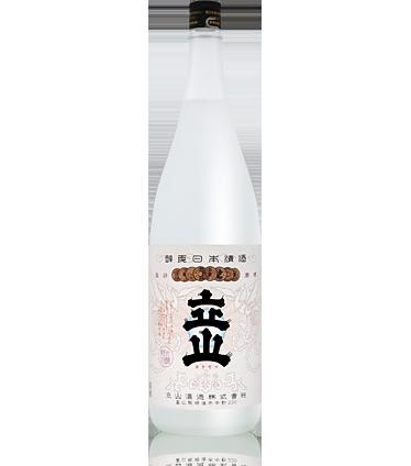 兵庫山田錦純米吟醸立山1.8L