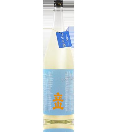 にごり酒特別純米酒立山1.8L