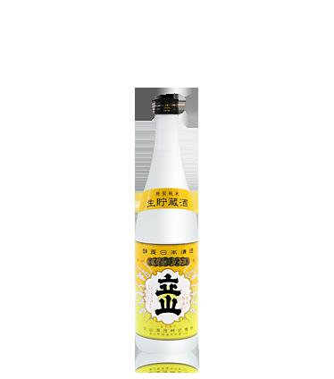生貯蔵特別純米酒立山720ml